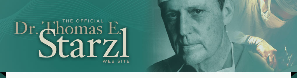 Dr. Thomas E. Starzl Website