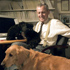 Dr. Starzl with his dogs